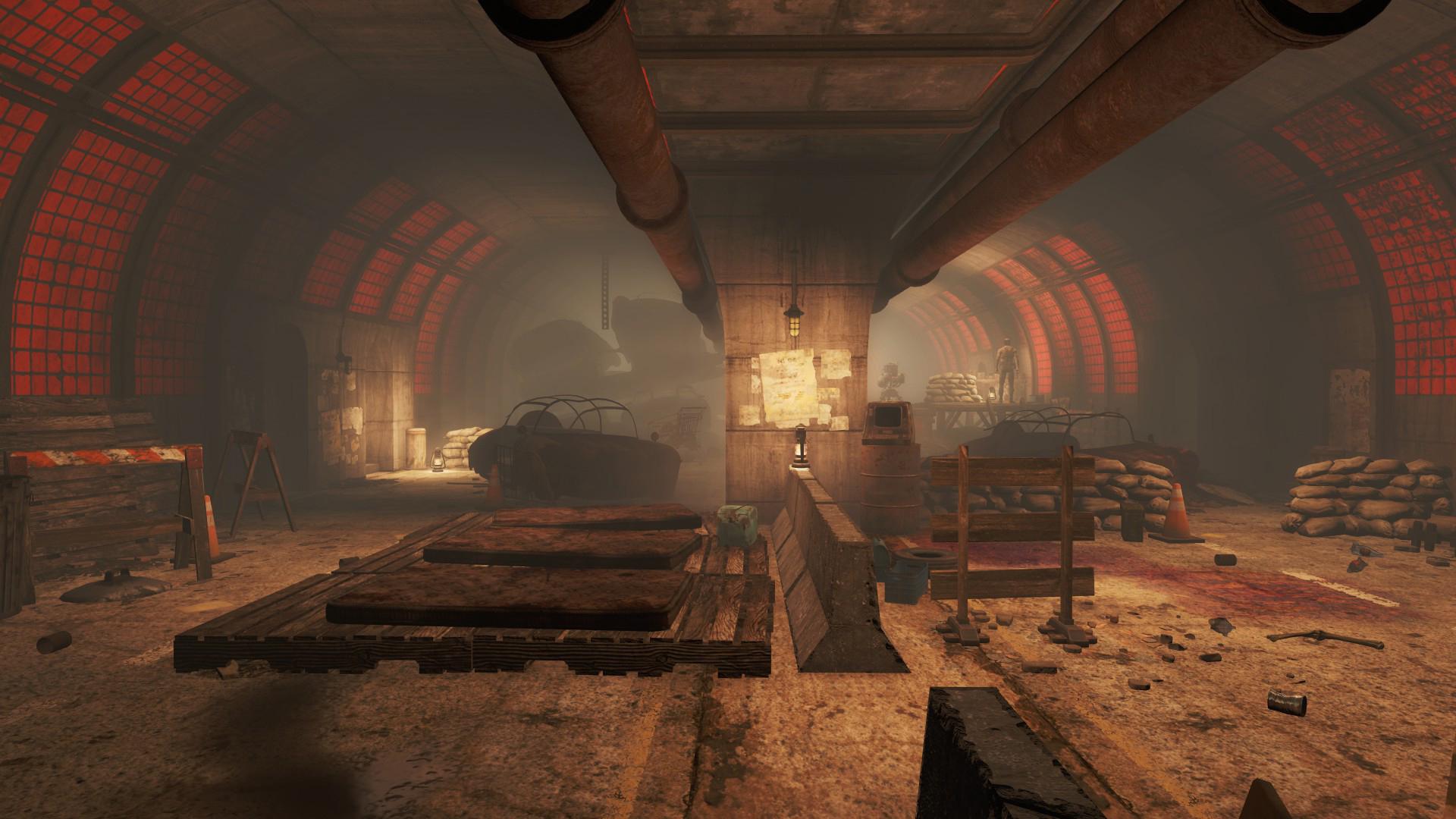 Mass Pike Tunnel Fallout Wiki Fandom Powered By Wikia