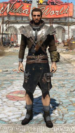 Operator Armored Skirt