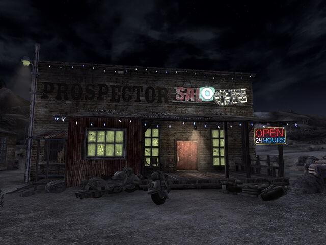 File:Prospector Saloon at night.jpg
