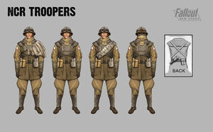 Troopers concept