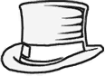 Icon formal wear hat.png