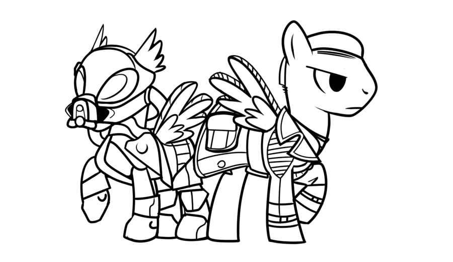 Grand Pegasus Enclave Fallout Equestria Wiki Fandom