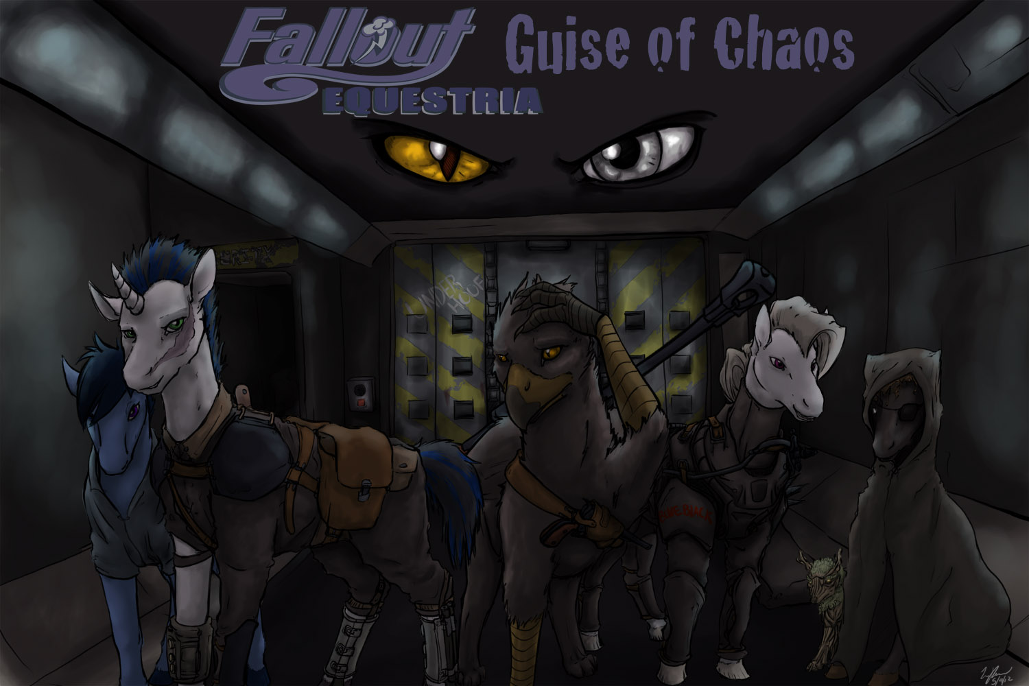 Fallout: Equestria - Guise Of Chaos