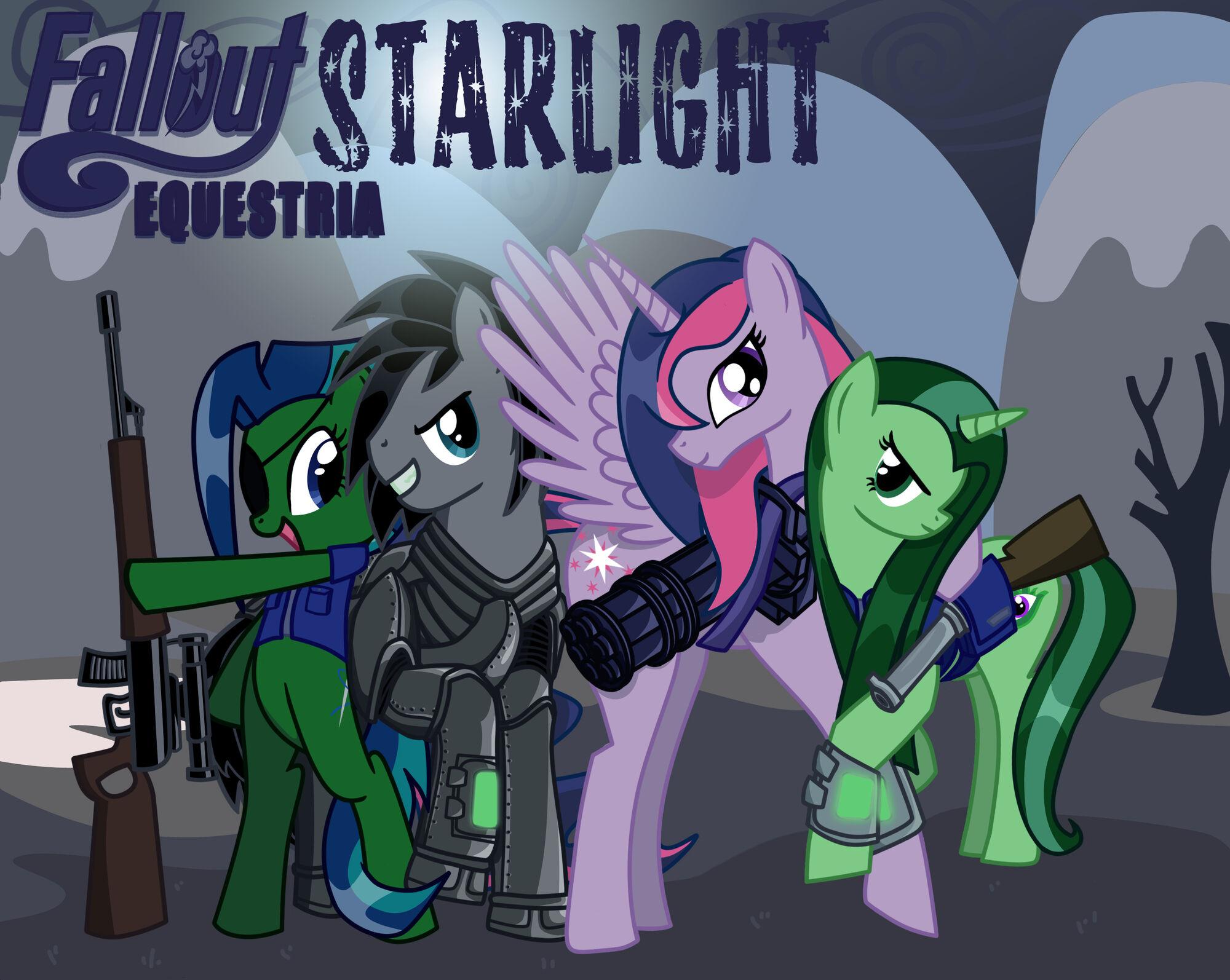 Fallout Equestria Starlight Fallout Equestria Wiki