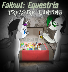 Treasure Hunting Cover 2.T ~ Jordo76