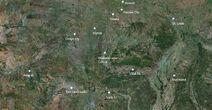 Kfs map major locations