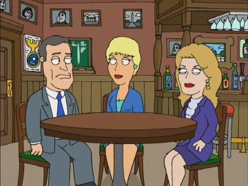 Candice Bergen family guy