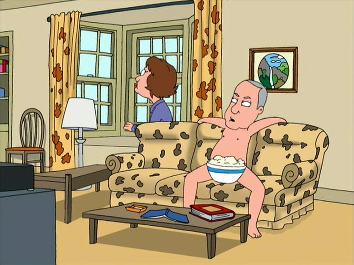 Mr And Mrs Kravitz Family Guy Wiki Fandom Powered By