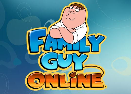 family guy on line