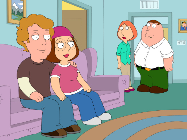 Anime nude family guy