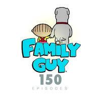 FamilyGuy150thEpisode LogoF