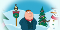 A Peter Griffin Christmas