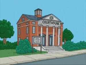 Quahog Courthouse