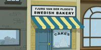 Fjurg Van Der Ploeg's Swedish Bakery