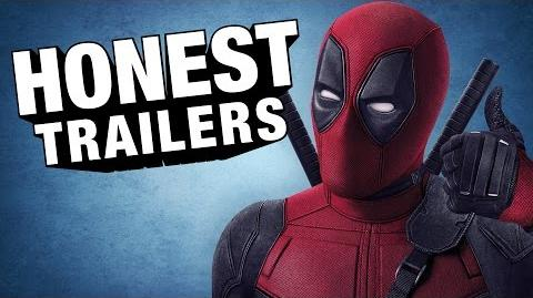 Honest Trailers - Deadpool (Feat