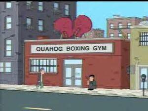 Quahog Boxing Gym