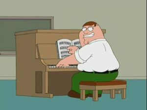 I am Peter Griffin