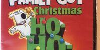 Family Guy Christmas: HO-HO-Holy Crap!