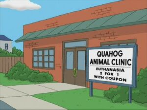 Quahog Animal Clinic