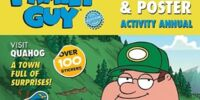Family Guy Sticker & Poster Activity Annual