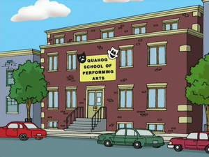 Quahog School of Performing Arts