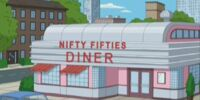Nifty Fifties Diner
