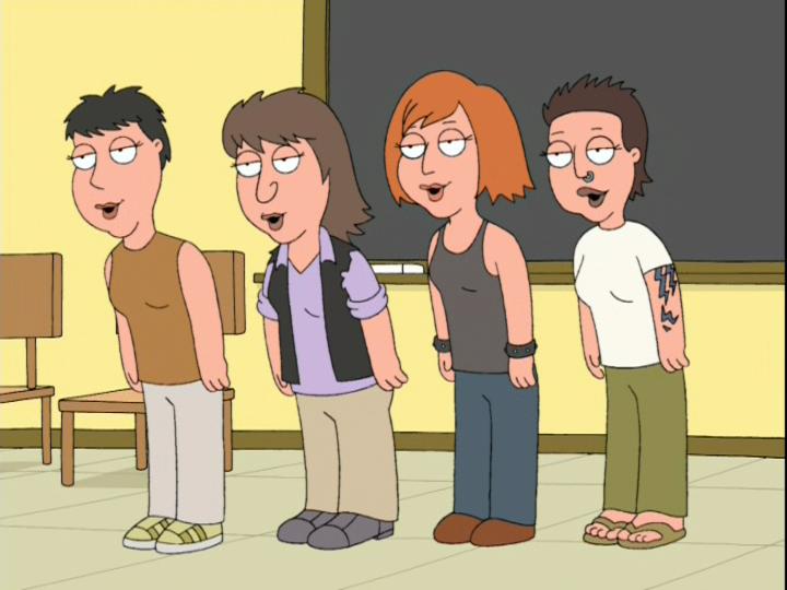 Elvira Family Guy Wiki Fandom Powered By Wikia