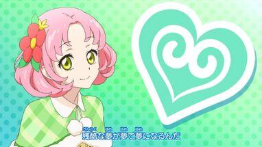 Aikatsu Pretty Cure Sakura