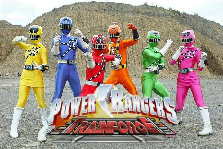 Power Rangers Train Force | Fanfiction Sentai Wiki | Fandom powered by ...