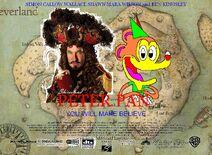 Shiresland Peter Pan Poster