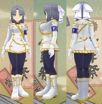 Senran Kagura Estival Versus Ikaruga Ninja Form for Yumi