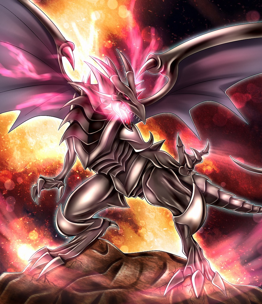 red eyes black dragon - photo #31