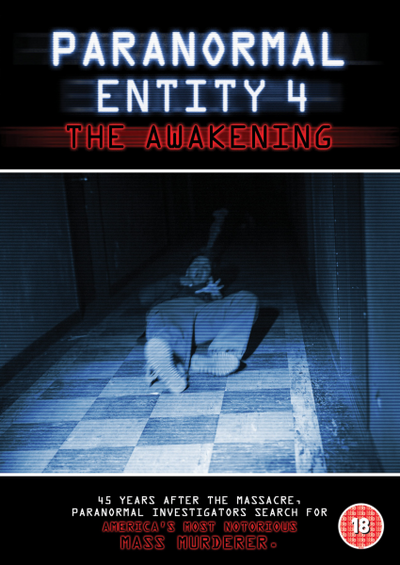 Paranormal Entity 4 poster