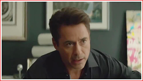 Robert Downey Jr Chef