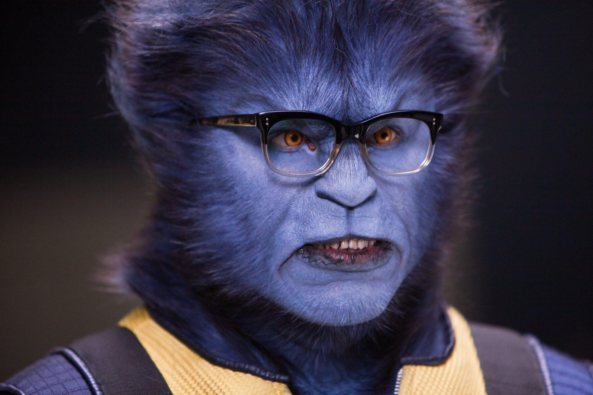 X Men First Class Beast Hank McCoy  Jack Reynor