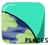 Places button