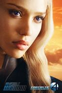 Fantastic four rise of the silver surfer 2007 788 poster