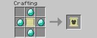 Diamond Armor Recipe