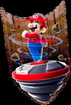 Drill Mario SMG2 art