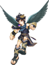 Kid Icarus Uprising - Dark Pit