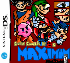 File:SSBM! Boxart Official.png