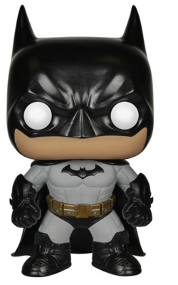 Arkum Asylum - Batman Funko Pop