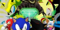 Sonic the Hedgehog: Secrets of Shadow