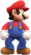 Super Mario Bros poses (Super Smash Bros. Wii U) - Copie