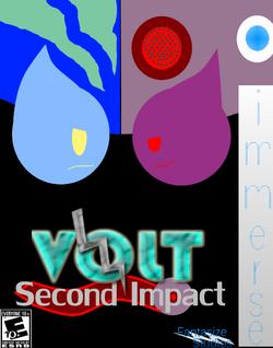Volt Second Impact Boxart