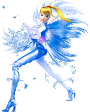 Frostelia Artwork - New Super Mario Bros. Opal