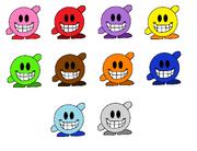 Kirby alternate costumes (KSB)