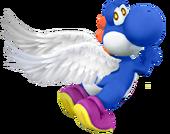 Winged Yoshi SSBRiot