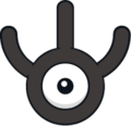 201Unown W Dream