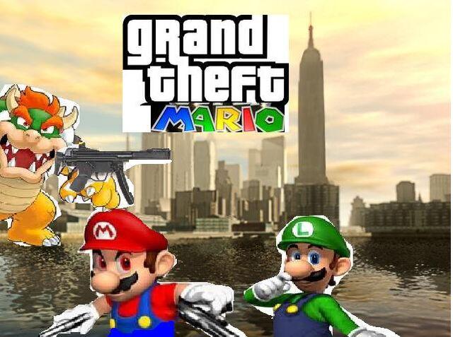 File:Grand Theft Mario.jpg